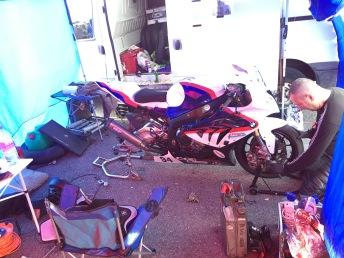 Shearer Racing setup